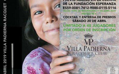 """Próximo """"I Torneo de Croquet Fundación Esperanza"""" en Villa Padierna Racquet Club"""